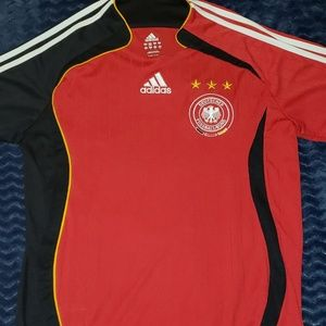 Vintage 2006 Fifa World Cup Germany Soccer Jersey